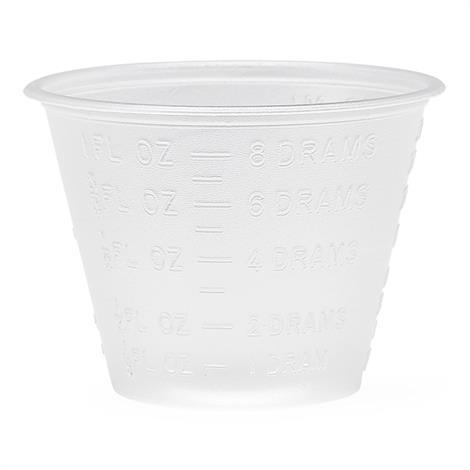 Buy Medline Graduated Plastic Disposable Medicine Cups