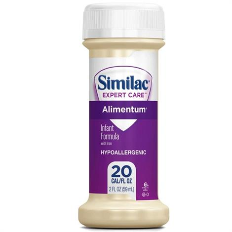 Abbott Similac Alimentum Hypoallergenic Ready To Feed Infant Formula With Iron