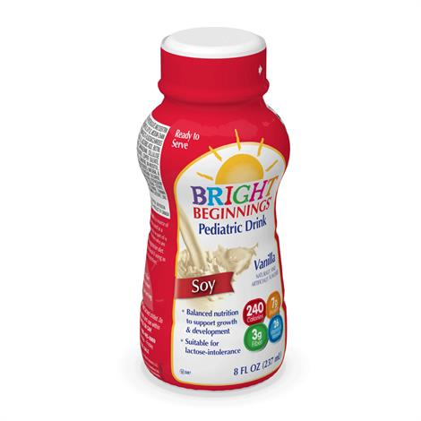 Bright Beginnings Soy Pediatric Drink