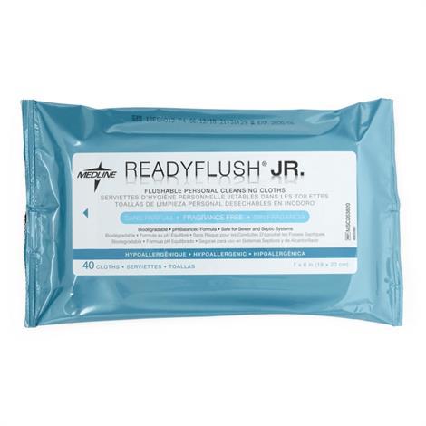 Buy Medline ReadyFlush Biodegradable Flushable Wipes