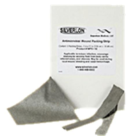 Argentum Silverlon Antimicrobial Wound Packing Strips