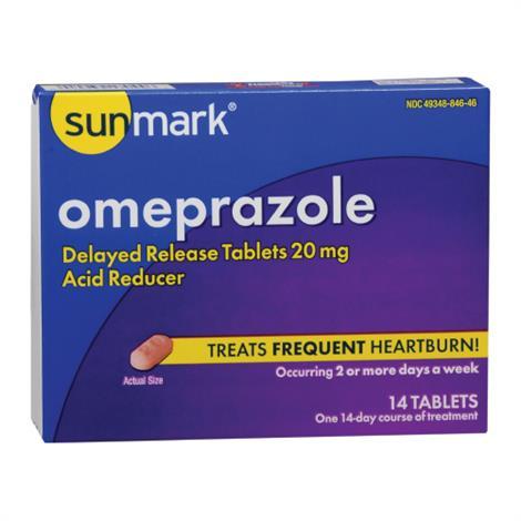 Buy Mckesson Sunmark Omeprazole Tablets
