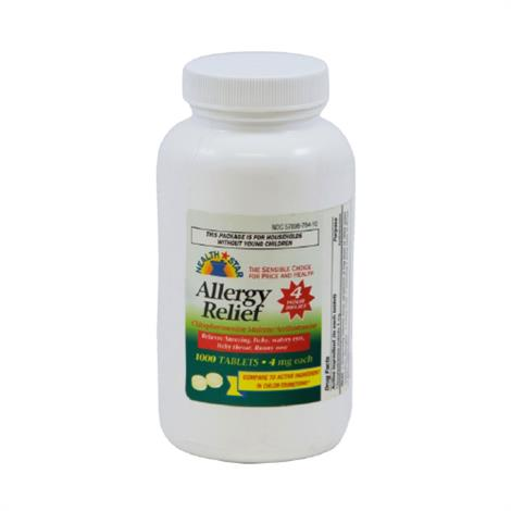 Buy McKesson Allergy Relief Antihistamine Tablet