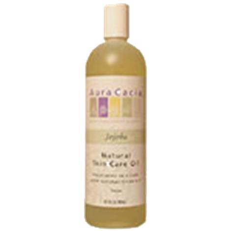 Aura Cacia Jojoba Skin Care Oil