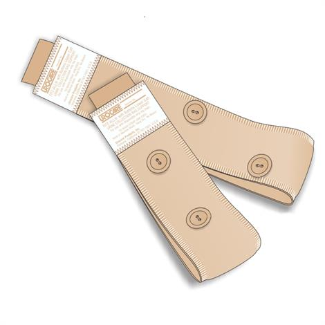 Buy Urocare Fitz All Fabric Leg Bag Straps With Buttons