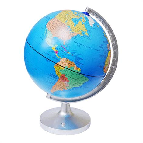 Buy Elenco Dual-Cartography LED Illuminated Globe