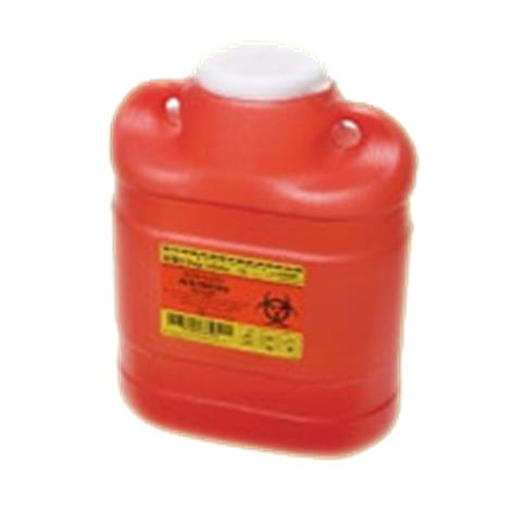 BD 6.9Qt Multi Use One Piece Sharps Collector