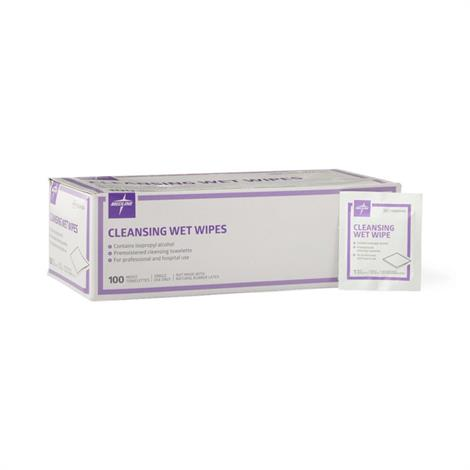 Buy Medline Antiseptic and Cleansing Towelettes