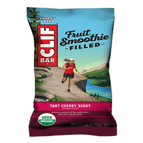 Buy Clif Fruit Smoothie Filled Energy Bar