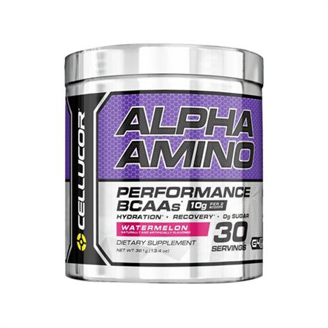 Buy Cellucor Alpha Amino BCAA Dietary Supplement