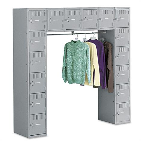 Buy Tennsco Sixteen Box Compartments and Coat Bar