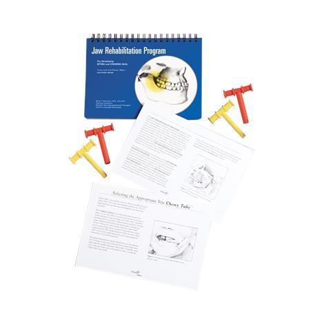 Chewy Tubes Jaw Rehabilitation Program Kit