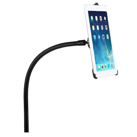 iDevice Gooseneck Mounting System With Adjustable iPad Cradle