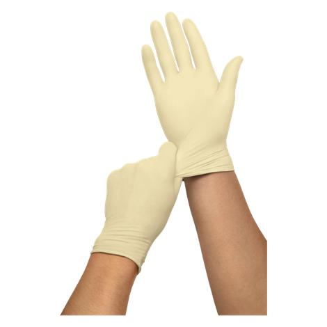 Medline MediGuard Powder-Free Stretch Vinyl Synthetic Exam Gloves