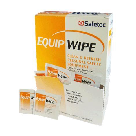 Safetec Personal Equipment Wipe