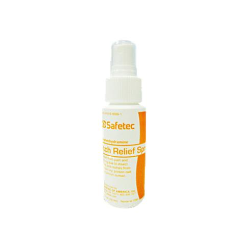 Safetec Itch Relief Spray