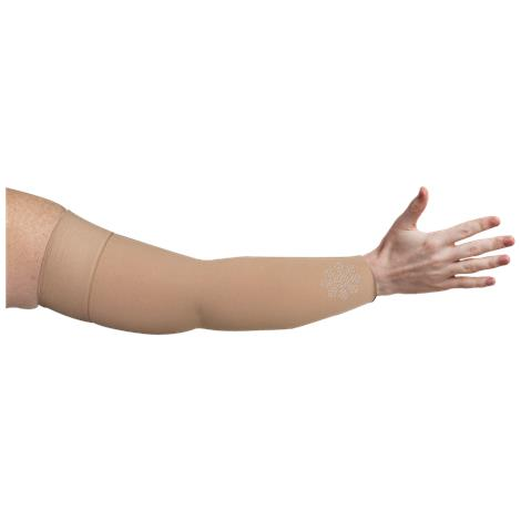 LympheDivas Bei Chic With Crystal Snowflake Compression Arm Sleeve