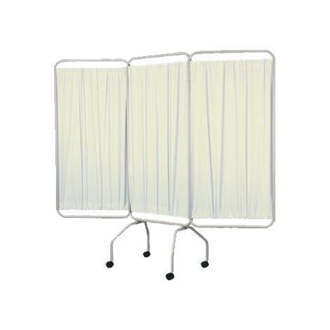 Buy Winco Privess Basic 3 Panel Steel Frame Folding Privacy Screen