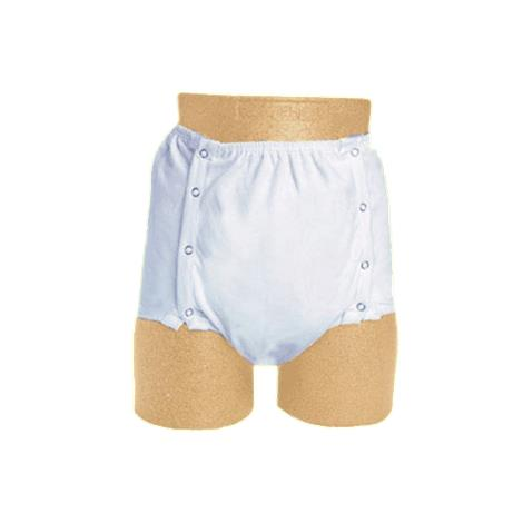 Buy Medline Protection Plus Snap-Closure Adult Incontinence Underpants