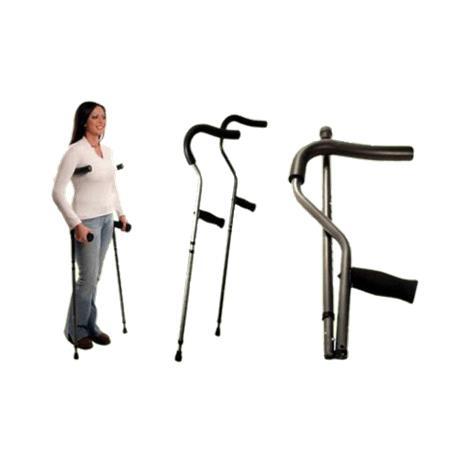 Stander Millennial Underarm Folding Crutches