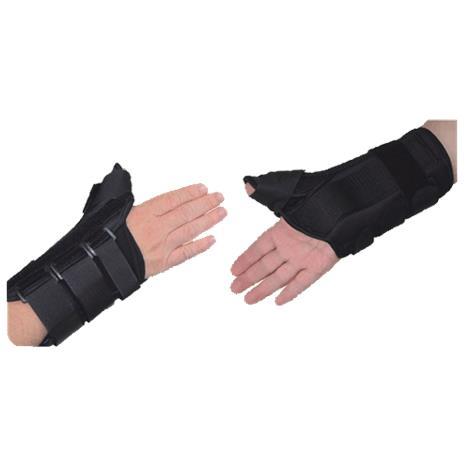 Thumb splinting