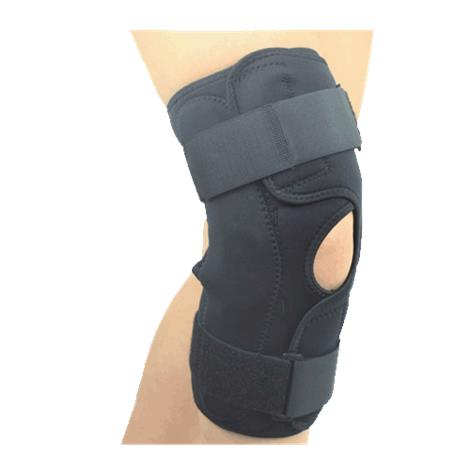 Comfortland Hinged Wraparound Knee Support