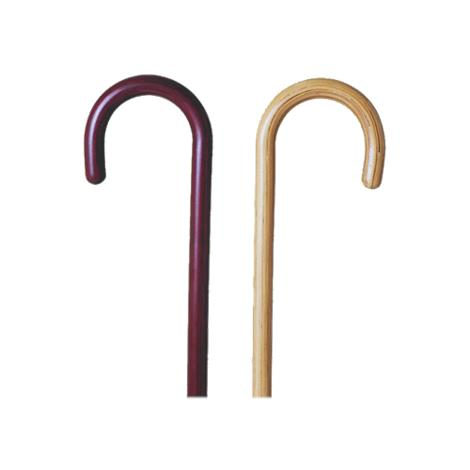 Alex Orthopedic Tourist Handle Wood Canes