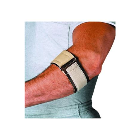 Scott Specialties Universal Vinyl Tennis Elbow Wrap With Loop-Lock