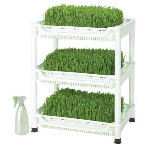Tribest Sproutmans Soil-Free Deluxe Wheatgrass Grower