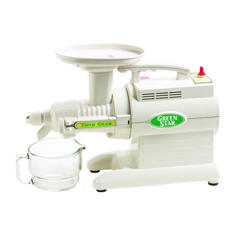 Tribest Green Star GS-1000 Basic Juice Extractor