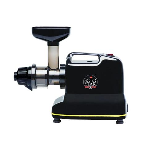 Tribest Solostar-3C Convertible Electric And Manual Juicer