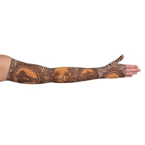 LympheDivas Yogi Compression Arm Sleeve And Gauntlet