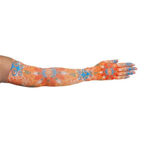 LympheDivas Warrior Wear Compression Arm Sleeve And Glove