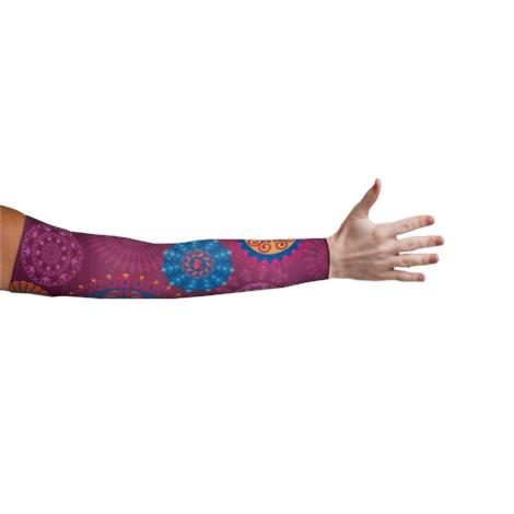 LympheDivas Warriors In Pink Compression Arm Sleeve