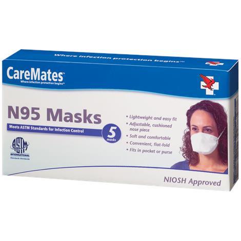 Shepard Caremates N95 Mask