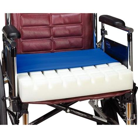 Skil-Care Pressure Check Foam Wheelchair Cushion
