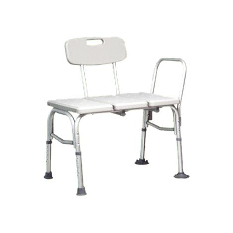 Graham-Field Platinum Collection Maxi-Drain Bariatric Transfer Bench