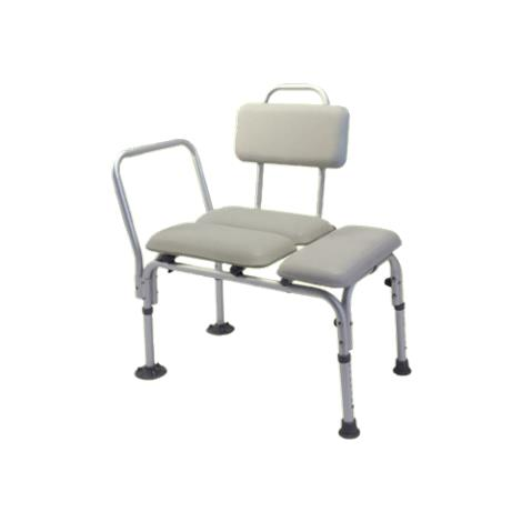 Graham-Field Lumex Padded Transfer Bench