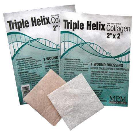 MPM Triple Helix Collagen Dressing