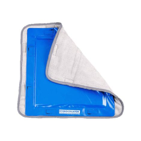 Chattanooga Hydrocollator Dual Pocket Hand Contour Terry Cover