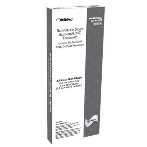 Cardinal Health Reinforced Silver Alginate CMC Dressing