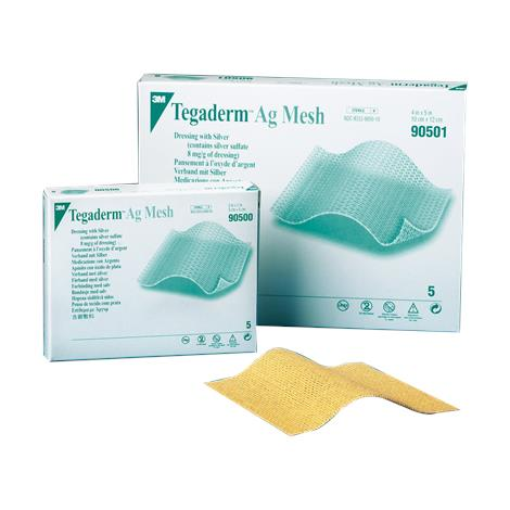 3M Tegaderm Ag Mesh Dressing with Silver