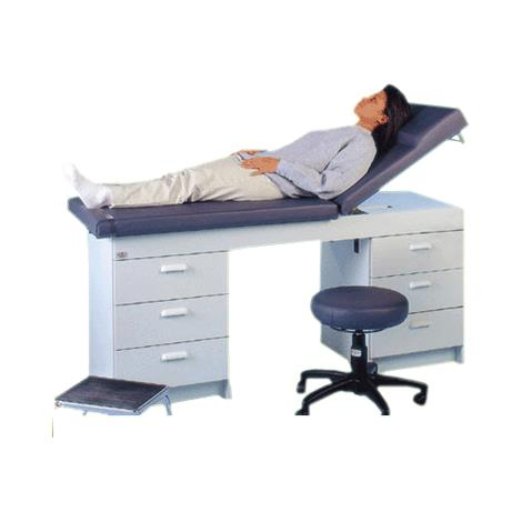 Hausmann Speciality Treatment Table With Six Drawers