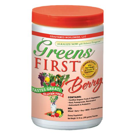 Greens First Powdered Antioxidant Shake