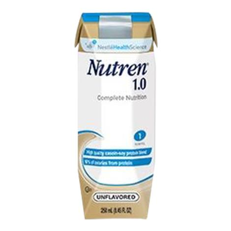 Nestle Nutren 1.0 Complete Liquid Nutrition