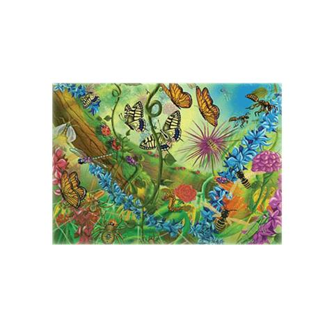 Melissa & Doug 60 Piece World of Bugs Jigsaw Puzzle