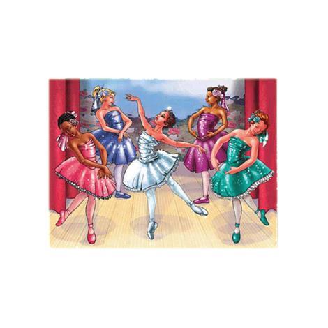 Melissa & Doug 100 Piece Ballet Recital Jigsaw Puzzle