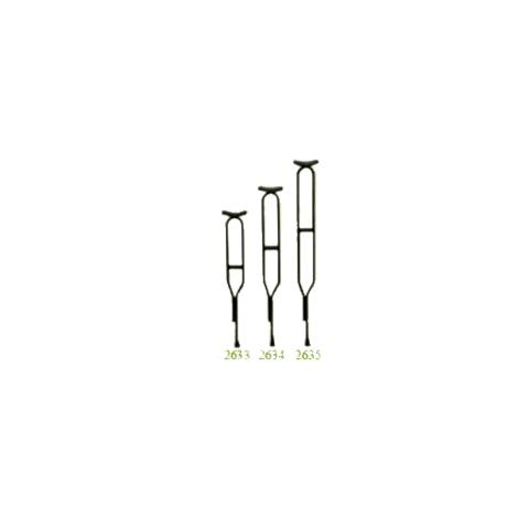 Tubular Fabricators The Grand Line Heavy Duty Forearm Crutches
