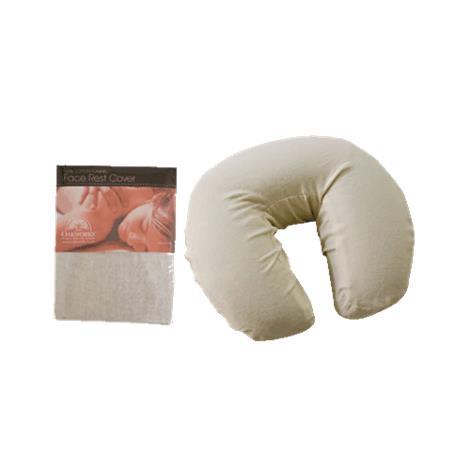 Buy Oakworks Premium Cotton Flannel Face Rest Cover