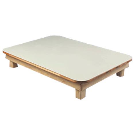Dynatronics Powder Board with Wood Legs